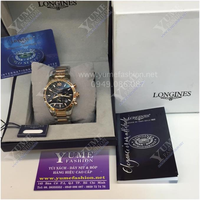 ĐỒNG HỒ LONGINES  DHO1622 | 4.150.000 ₫