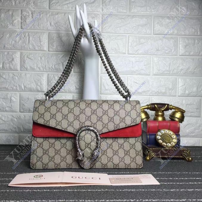 TÚI XÁCH GUCCI Dionysus GG Supreme Authentic Leather TXH2450R | 6.900.000 ₫